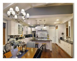 Crystal Painted Inset Kitchen